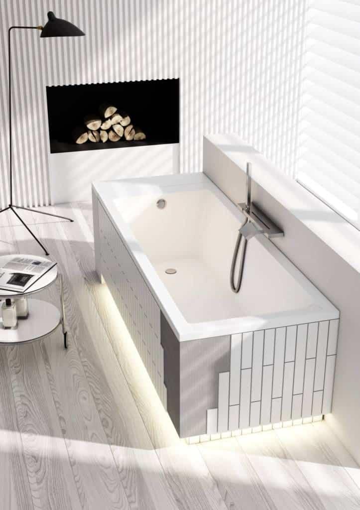 łazienkowe Trendy Oraz Inspiracje Na 2018 Rok Blog Schedpol