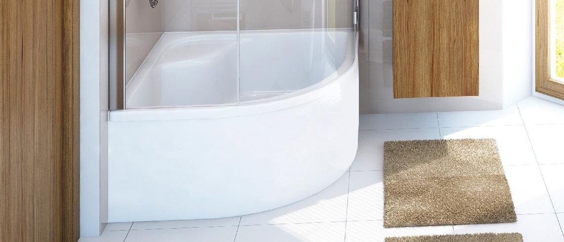 brodziki prysznicowe Dante Schedpol w technologii Stabilsound